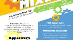 Calaveras Chamber Of Commerce 1st Annual Mega Mixer!