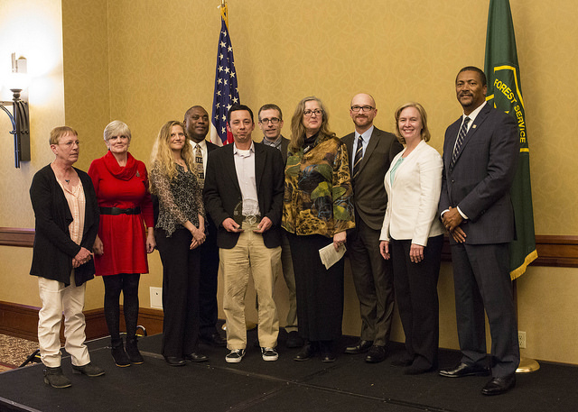 Summit Ranger District Selected Regional Forester's District Of The Year