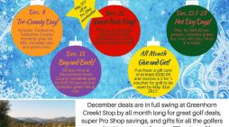 Don't Miss A Season Of Savings At Greenhorn Creek!