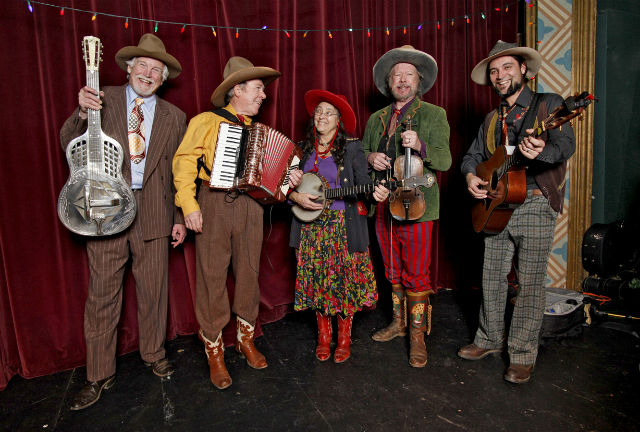 Sourdough's 3rd Annual Wild & Woolly Revue