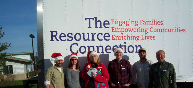 Multiple Agency Donations & Volunteer Work Make Santa's Express A Major Success!