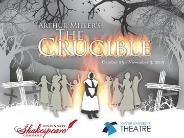 "One More Chance to See ""The Crucible"" on Sunday"