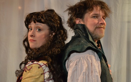 Five Thoughts About THE TAMING OF THE SHREW