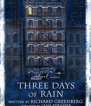 REVIEW: Three Days of Rain
