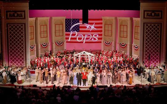 REVIEW: The Music Man in Concert