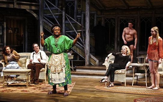 Five Reasons to See VANYA, SONIA, MASHA, & SPIKE
