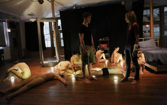 FRINGE REVIEW: Shelter