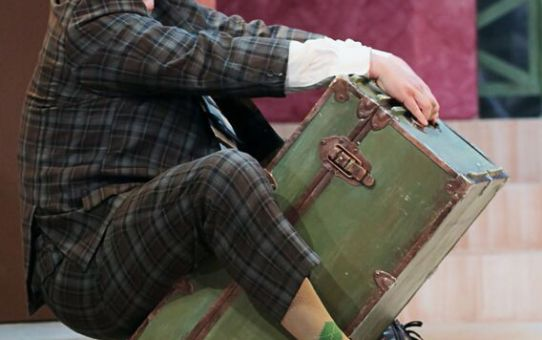 REVIEW: ONE MAN, TWO GUVNORS