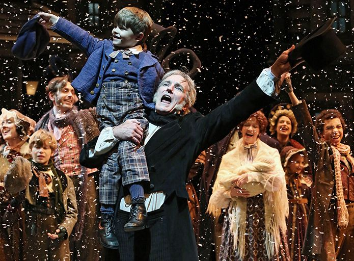 Review A Christmas Carol The Sappy Critic