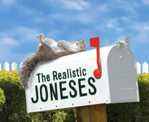 REVIEW: The Realistic Joneses