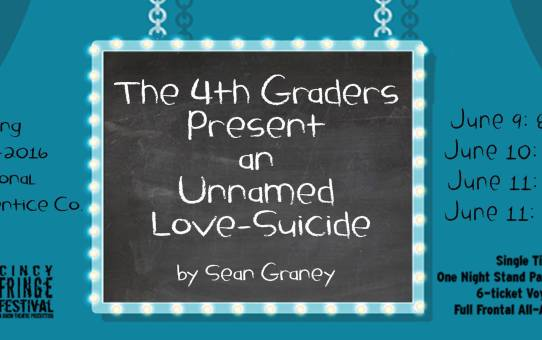FRINGE REVIEW: The 4th Graders Present an Unnamed Love-Suicide