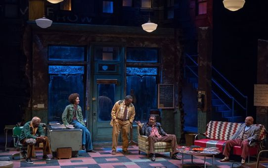 REVIEW: Jitney