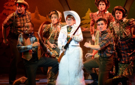 REVIEW: A Christmas Story - The Musical!