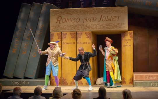 REVIEW: The Complete Works of William Shakespeare (Abridged)