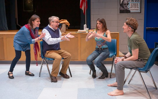 REVIEW: The Thanksgiving Play