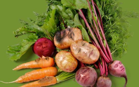 FRINGE REVIEW: The Vegetables!