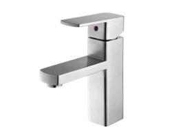 adler chrome two handle bathroom faucet