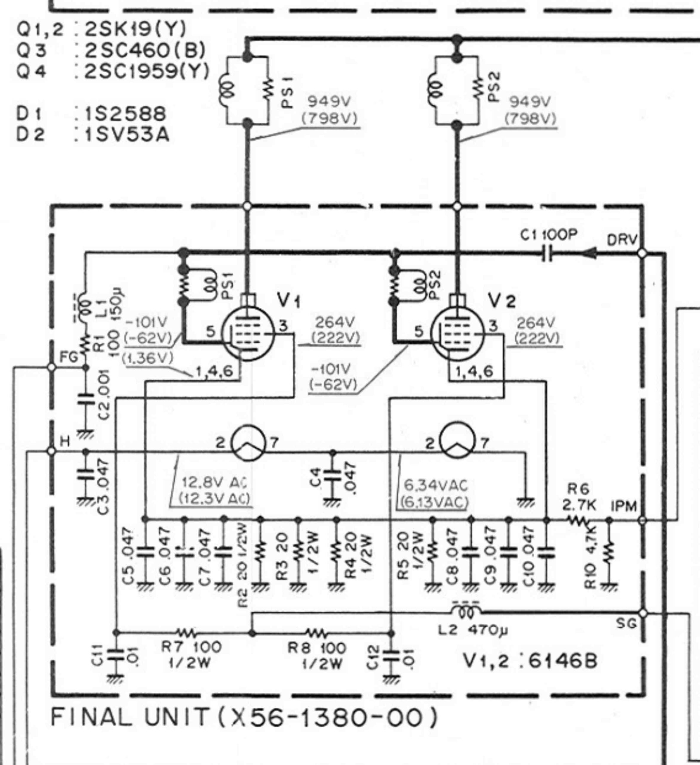 Cathode Grid Fuse Resistors W8ji Website