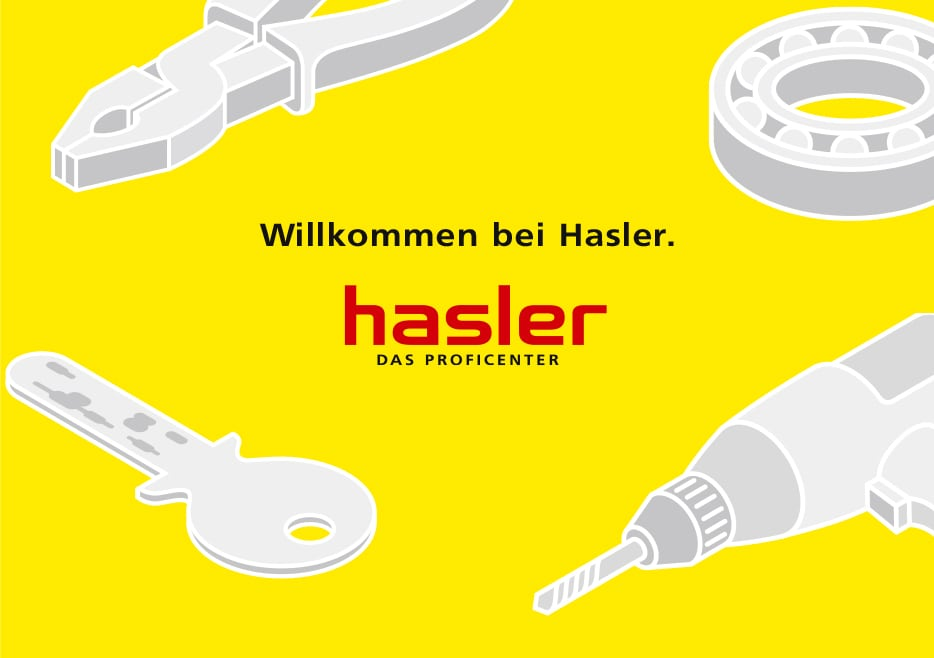 Hasler + Co neuer Hauptsponsor