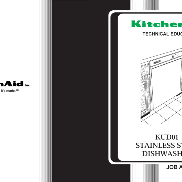 Kitchenaid Dishwasher Repair Service