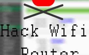 hack-wifi-router