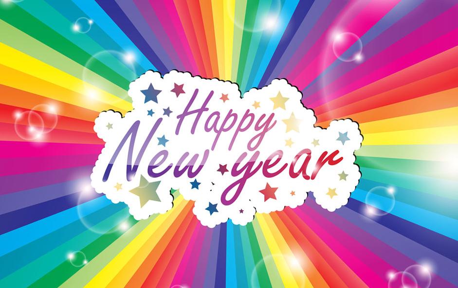 Happy New Year Desktop Wallpapers 2021