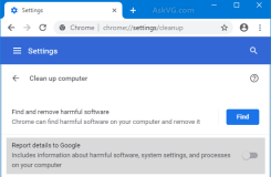 How to Block Chrome Software Reporter Tool