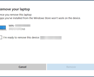 How to revoke Microsoft Store app license on a Windows 10 device