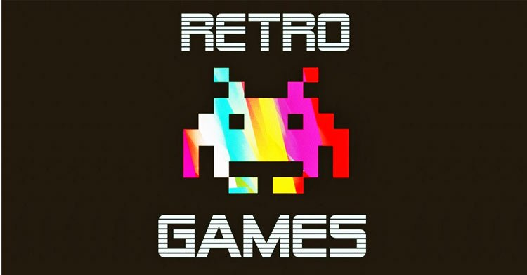 pacman retro game