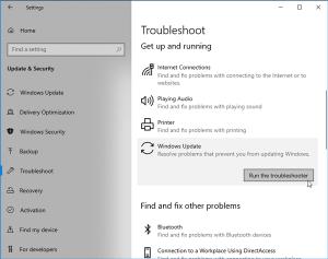 Modern Setup Host high CPU or Memory usage on Windows 10