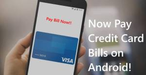 How to Pay Credit Card Bill on Android – Easy Method