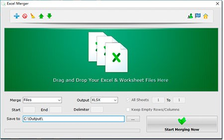 Download Excel Merger For Windows