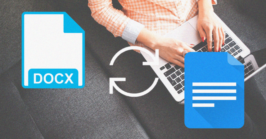 How to Convert DOCX to GDOC in Google Docs