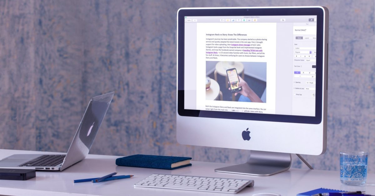 How to Convert Word Documents to Pages on Mac