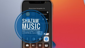 How To Use Shazam Music Recognition Feature On Iphone (ios