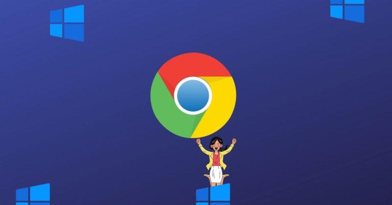 6 Best Ways to Restore Google Chrome Icon on Windows 10