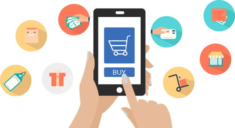 M-commerce for Android
