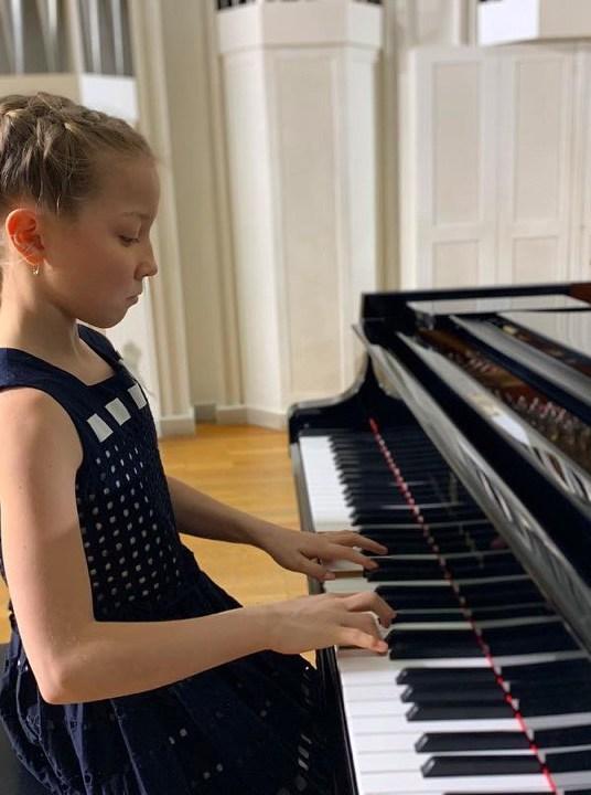 Дополнительный набор в музыкальную школу