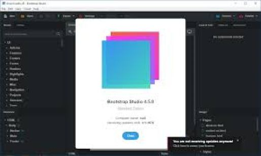 Bootstrap Studio 5.6.2 Crack With License Key Free Latest Version Download