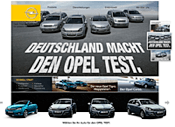 Germany is testing Opel
