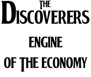 The Discoverers Engine of The Economy