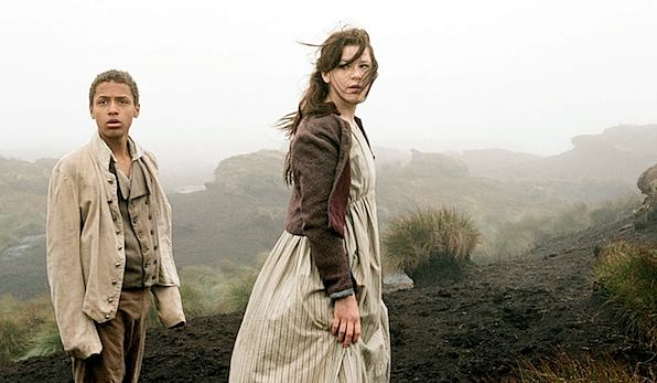 Andrea Arnold's Wuthering Heights