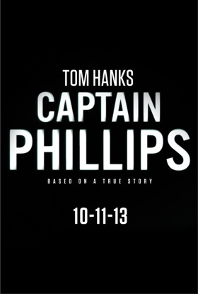 Captain Phillip movie poster