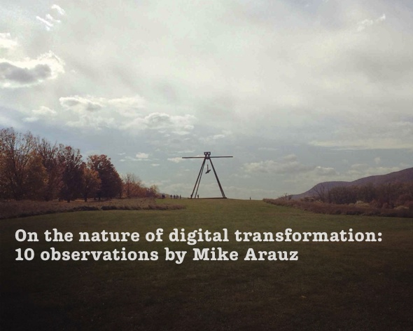 10 observations by Mike Arauz