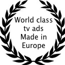 World class tv ads Made in Europe