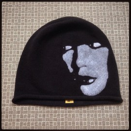 Kate Bush #katebush #icon #stenciled #graffitibeanie