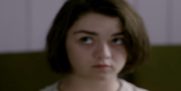 Maisie Williams in The Falling