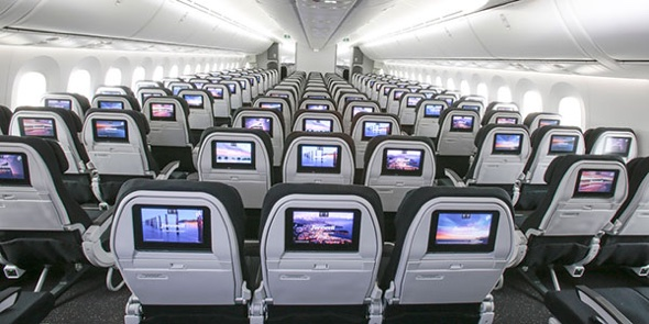 Human isolation photo credit: Air New Zealand