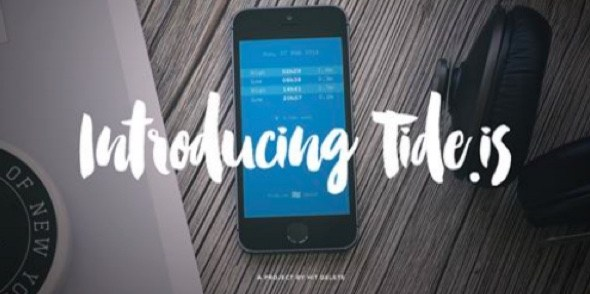 Introducing tide.is