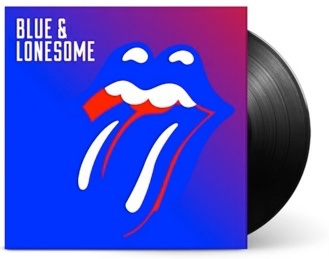 Rolling Stones Album Blue 6 Lonesome